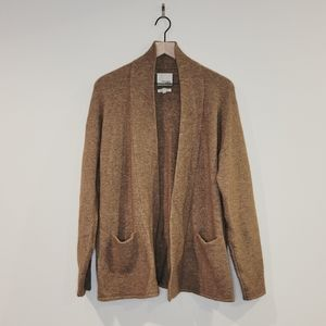 Aritzia Wilfred Free Open Front Cardigain Size S